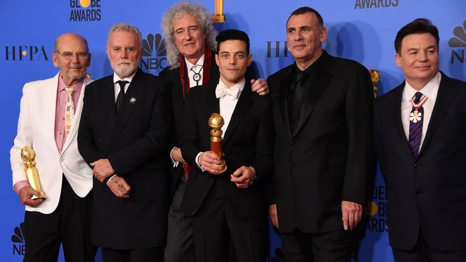 Golden Globes Biografien Green Book Und Bohemian Rhapsody